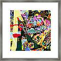 Wiping Out The Language Of Amalek 9dbk Framed Print