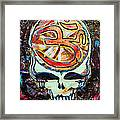 Steal Your Search For The Sound Framed Print by Kevin J Cooper Artwork