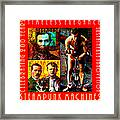 Steampunk Machines Celebrating 200 Years Of Timeless Elegance And Sustainable Innovation 20140515 C7 Framed Print