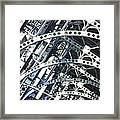 Steel Arches Framed Print
