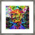 Steve Jobs Ghost In The Machine 20130618 Square Framed Print