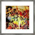 Stone Temple Pilots Original  Framed Print