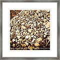 Stones Framed Print by BandC  Photography