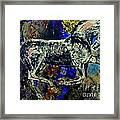 Storm Of Love Framed Print