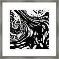 Stream Art Framed Print