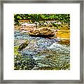 Stream II Framed Print