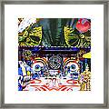 String Cheese At Horning's 2013 Framed Print
