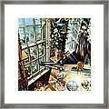 Studio In Duluth Framed Print by Lynette Yencho