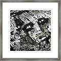Sumi-e 130425-1 Framed Print