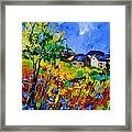Summer 673180 Framed Print