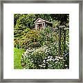 Summer House Framed Print