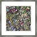 Summer Prairie I Framed Print by Helen Klebesadel
