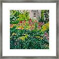 16. Sun Kissed Framed Print