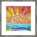 Sun Glory Framed Print by Susan Rienzo