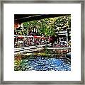 Sunday Framed Print by Cary Shapiro