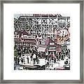 Sunnyside Park Framed Print
