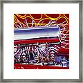 Super Charged Plus Framed Print