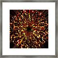 Supernova Framed Print by Christopher Gaston