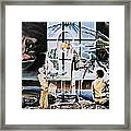 Surreal Windows Of Allegory Framed Print