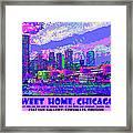 Sweet Home Chicago IIi Framed Print