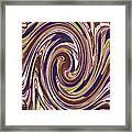 Swirl 88 Framed Print