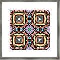 Symmetrica 338 Framed Print