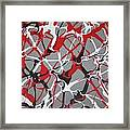 Synapse 3 Framed Print