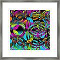 Synchronicity 3 Framed Print