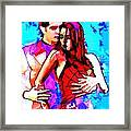 Tango Argentino - Love And Passion Framed Print