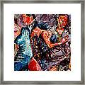 Tango Club # 3 Framed Print