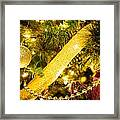 Tassels Under The Tree Framed Print