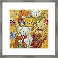 Ted Patch Framed Print