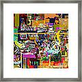 Tefilla Without Cavona 2c Framed Print