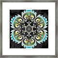 Temple Of The Ram Framed Print
