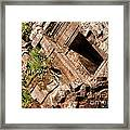 Temple Ruins 03 Framed Print