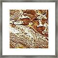 Texture No.7 Effect 10 Framed Print