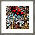 Thank You Berry Much Framed Print