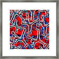 The Abyss 2 Framed Print