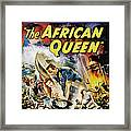 The African Queen  Framed Print