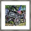 The American West Framed Print