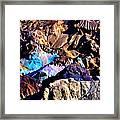 The Artists Palette Death Valley Framed Print