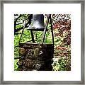 The Bell Tolls Framed Print