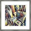 The Chrysler Building Framed Print by Charlotte Johnson Wahl