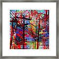 The City 43 Framed Print