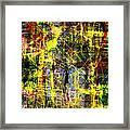 The City 9b Framed Print