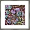 The Color Purple. Framed Print
