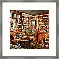 The Country Doctor Framed Print