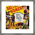 The Daltons Women, Lash Larue, Far Framed Print