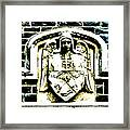 The Dark Eyed Angel  Framed Print