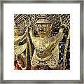 The Eagle Man Framed Print